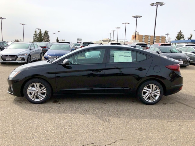 2019 Hyundai Elantra Value Edition Car