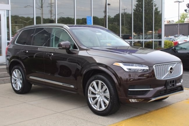 New 2018 Volvo XC90 T6 AWD Inscription SUV for sale in Dulles, VA at Don Beyer Volvo