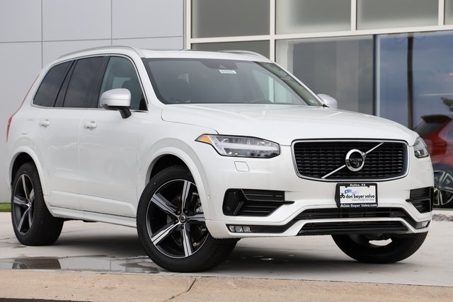 Featured used 2019 Volvo XC90 T6 R-Design SUV for sale in Dulles, VA