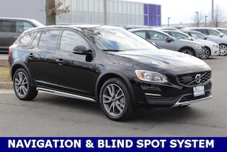 Certified Pre-Owned 2018 Volvo V60 Cross Country T5 Wagon YV440MWK3J2054333 for Sale in Dulles