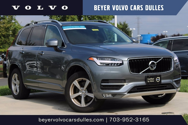 Featured used 2018 Volvo XC90 Momentum T5 AWD for sale in Dulles, VA