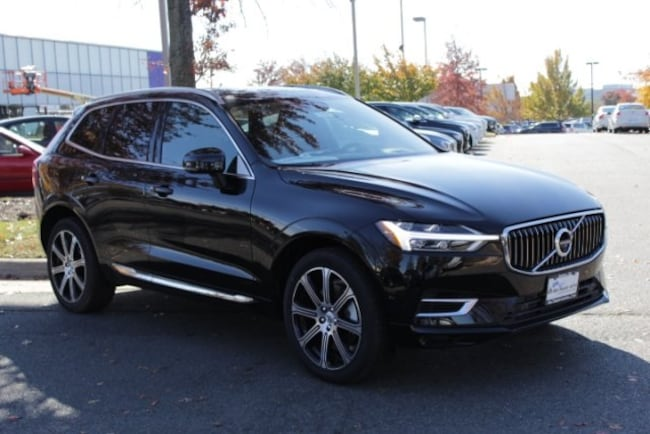 New 2018 Volvo XC60 Hybrid T8 Inscription SUV for sale in Dulles, VA at Don Beyer Volvo
