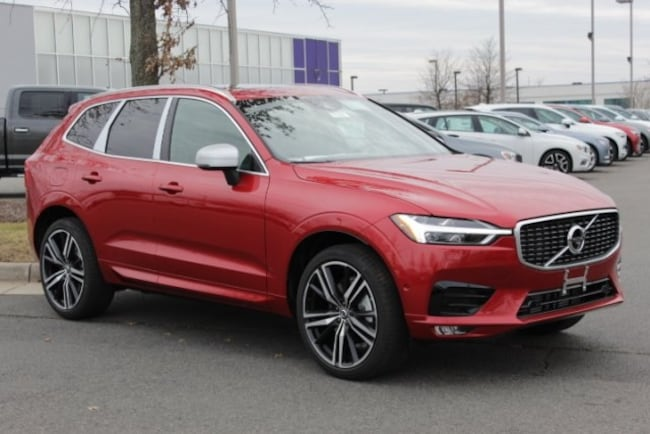 New 2019 Volvo XC60 T6 R-Design SUV for sale in Falls Church, VA