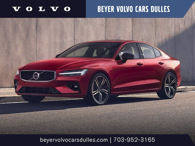 Featured used 2020 Volvo S60 T5 R-Design T5 FWD R-Design for sale in Dulles, VA