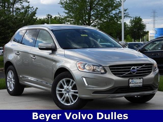 Featured used 2016 Volvo XC60 T5 Premier SUV for sale in Dulles, VA