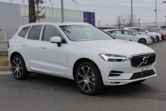 New 2019 Volvo XC60 T6 Inscription SUV for sale in Dulles, VA at Don Beyer Volvo