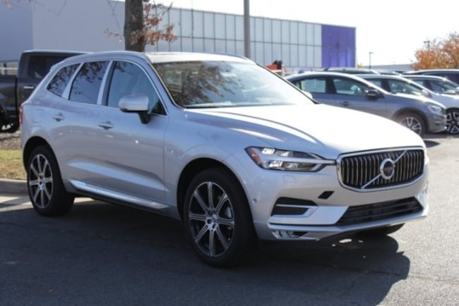 New 2019 Volvo XC60 T5 Inscription SUV for sale in Dulles, VA at Don Beyer Volvo
