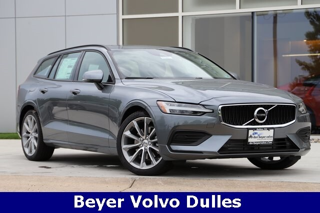 Featured used 2020 Volvo V60 T5 Premium Wagon for sale in Dulles, VA