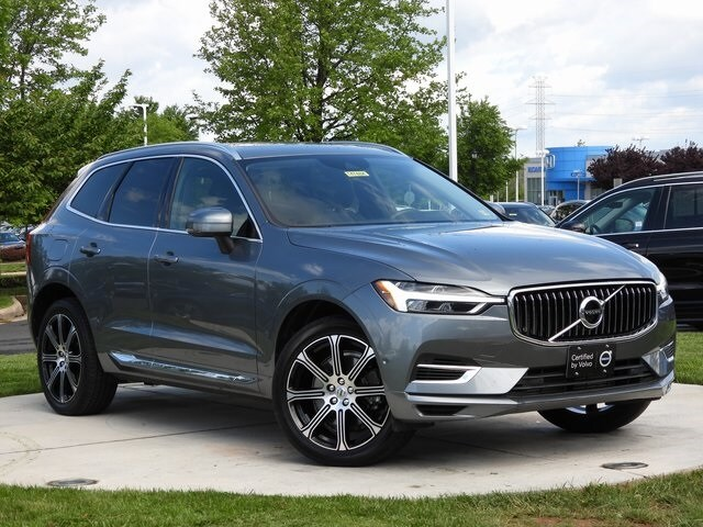 Featured used 2018 Volvo XC60 Hybrid T8 Inscription SUV for sale in Dulles, VA