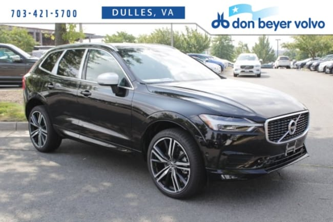 New 2019 Volvo XC60 T6 R-Design SUV for sale in Dulles, VA at Don Beyer Volvo