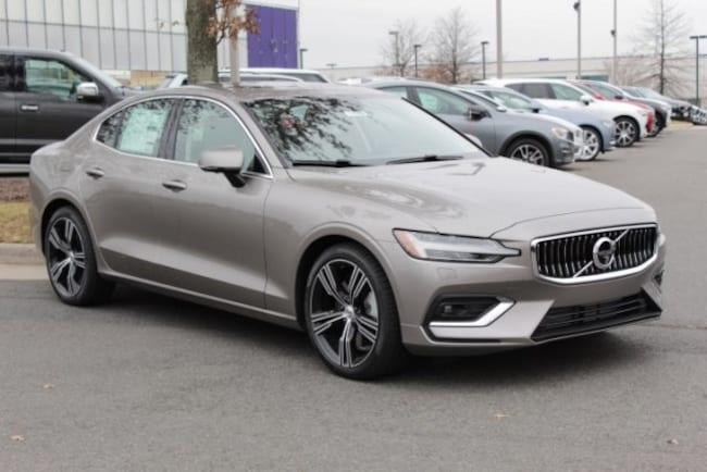 New 2019 Volvo S60 T6 Inscription Sedan for sale in Dulles, VA at Don Beyer Volvo