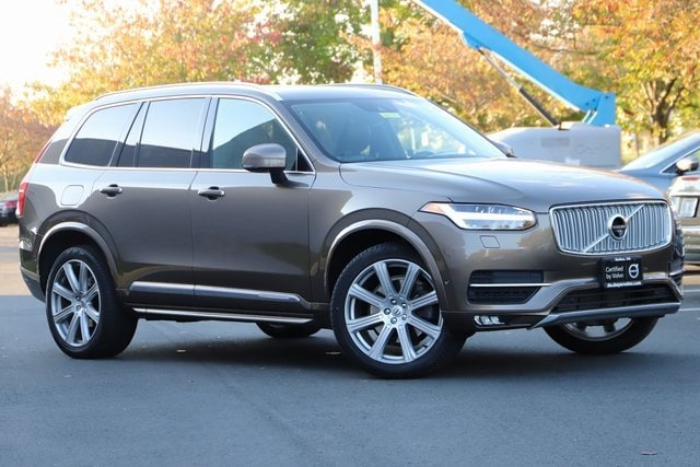 Featured used 2017 Volvo XC90 T6 Inscription w/ Convenience & Vision Pkg SUV for sale in Dulles, VA