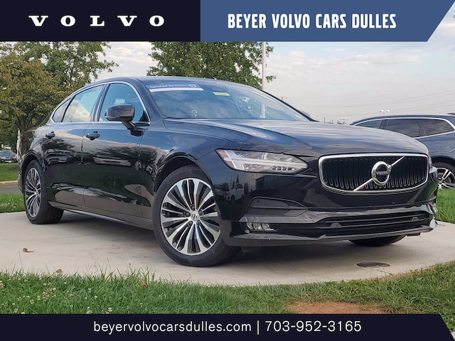 Featured used 2020 Volvo S90 T6 Momentum w/ Luxury, Massage Seats T6 AWD Momentum for sale in Dulles, VA