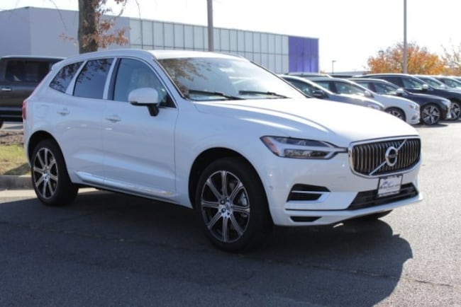New 2019 Volvo XC60 Hybrid T8 Inscription SUV for sale in Dulles, VA at Don Beyer Volvo