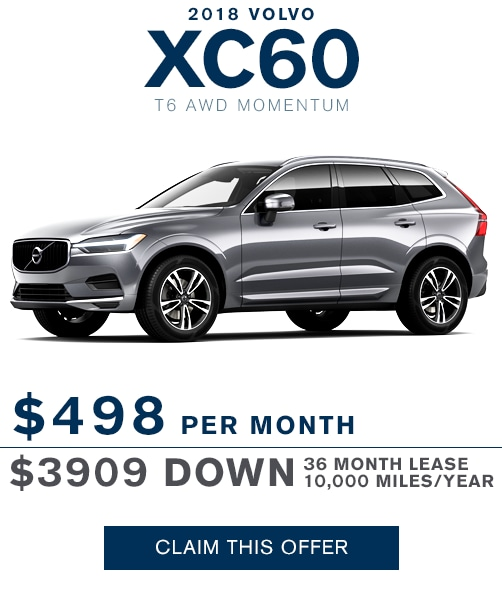 Volvo X60 Lease: Don Beyer Volvo Cars Of Dulles Specials
