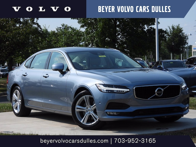 Featured used 2018 Volvo S90 Momentum T5 FWD Momentum for sale in Dulles, VA