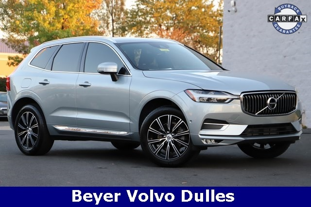 Featured used 2018 Volvo XC60 T5 Inscription SUV for sale in Dulles, VA