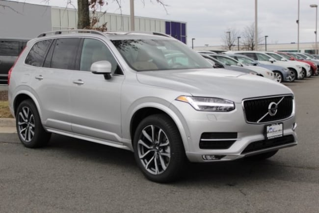 New 2019 Volvo XC90 T6 Momentum SUV for sale in Dulles, VA at Don Beyer Volvo