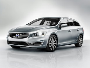 2016 Volvo V60 T5 Wagon