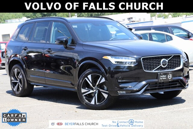 2020 Volvo XC90 T6 R-Design w Advanced Pkg SUV