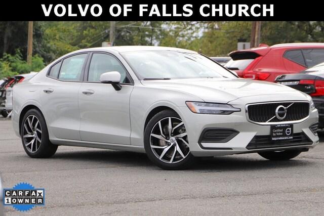 2020 Volvo S60 T6 Momentum w Premium Pkg Sedan