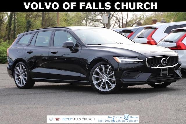 2020 Volvo V60 T5 w Advanced, Multimedia, Premium Pkg Wagon