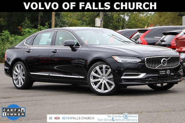2018 Volvo S90 Hybrid T8 Inscription w CONVENIENCE PKG Sedan