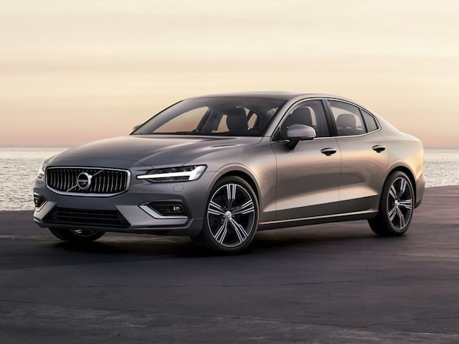 New 2019 Volvo S60 T5 Momentum Sedan for sale in Dulles, VA at Don Beyer Volvo
