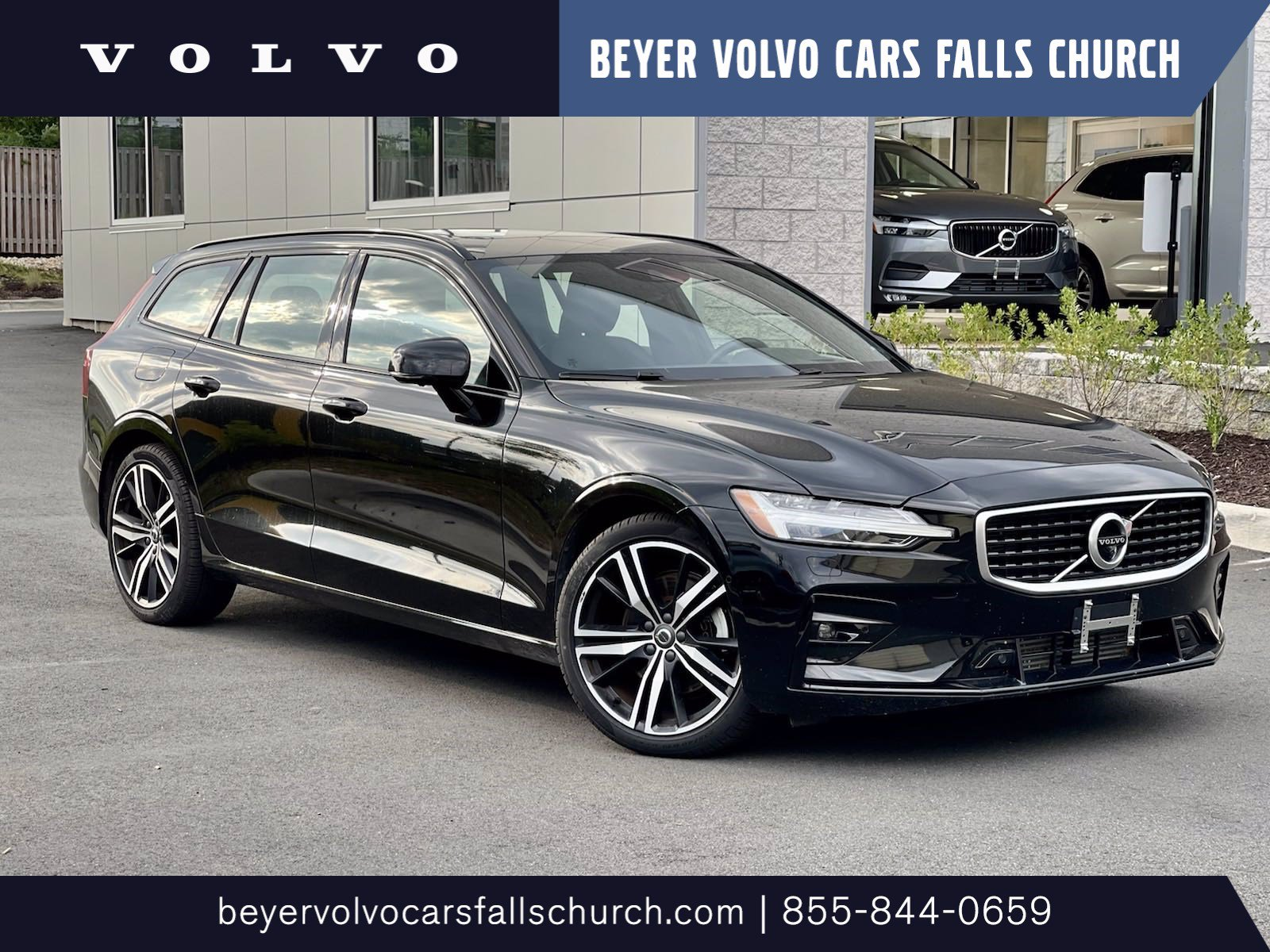 2020 Volvo V60 T5 FWD R-Design