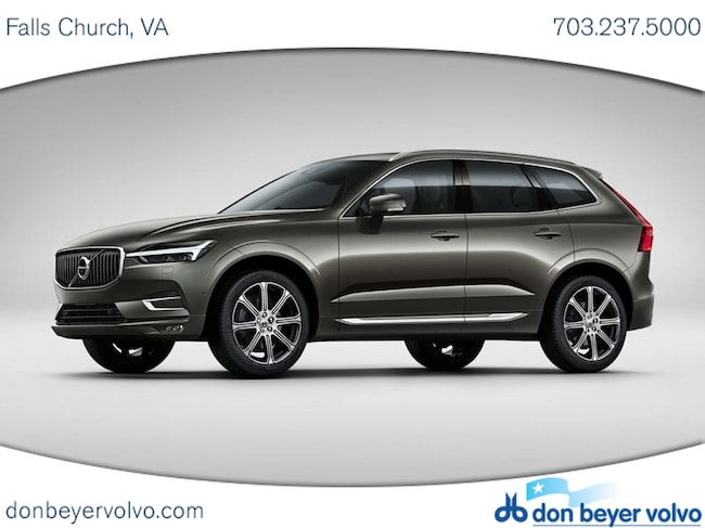 New 2019 Volvo XC60 T5 Momentum SUV for sale in Falls Church, VA