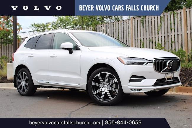 Used 2021 Volvo XC60 T5 Inscription w Advanced, Climate Pkg  T5 FWD Inscription for sale in Falls Church, VA at Don Beyer Volvo