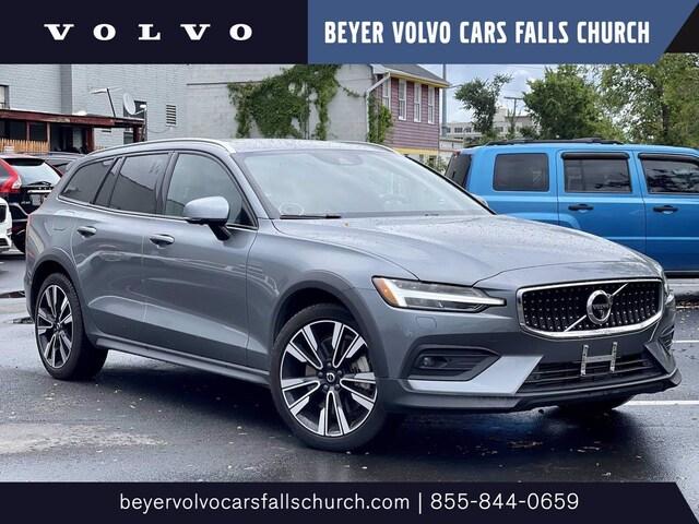 2020 Volvo V60 Cross Country T5 w Advanced Pkg T5 AWD