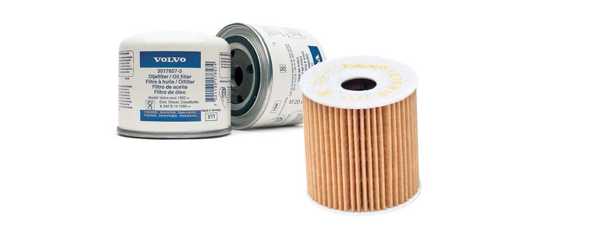 Genuine Volvo Oil Filters and Oil Changes | Don Beyer Volvo Cars Of