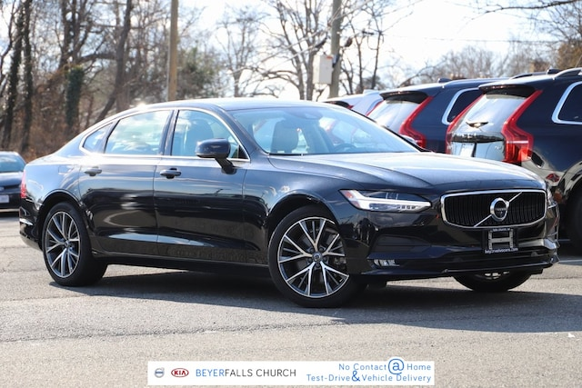 2018 Volvo S90 T6 Momentum w Convenience, Plus Pkg Sedan