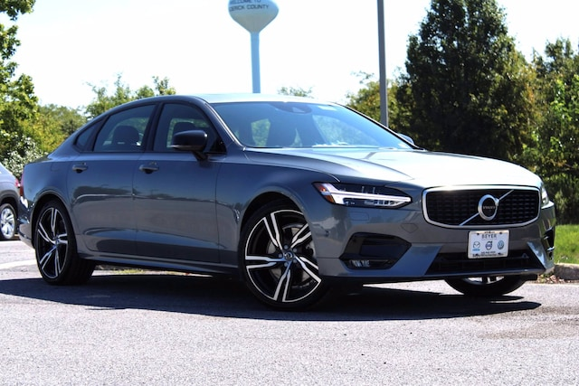 Featured Certified Pre-Owned 2020 Volvo S90 T6 R-Design T6 AWD R-Design for Sale in Winchester, VA