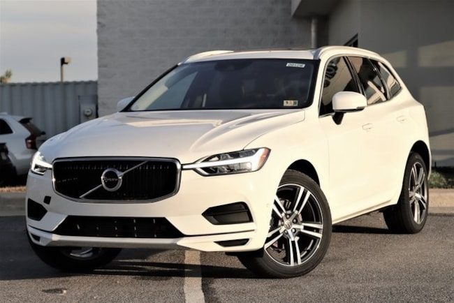 New 2019 Volvo XC60 T5 Momentum SUV for sale in Dulles, VA at Don Beyer Volvo