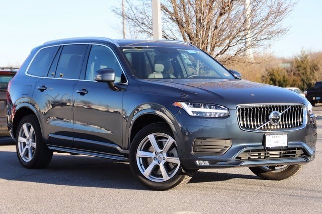 Featured Used 2020 Volvo XC90 T6 Momentum T6 AWD Momentum 7 Passenger for Sale in Winchester, VA