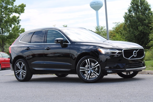 Featured Certified Pre-Owned 2018 Volvo XC60 Momentum T5 AWD Momentum for Sale in Winchester, VA