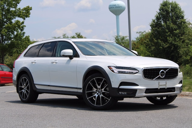 Featured Certified Pre-Owned 2018 Volvo V90 Cross Country T6 AWD T6 AWD for Sale in Winchester, VA