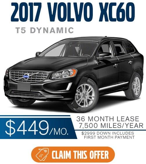 Volvo X60 Lease: Volvo XC60 Dealership In