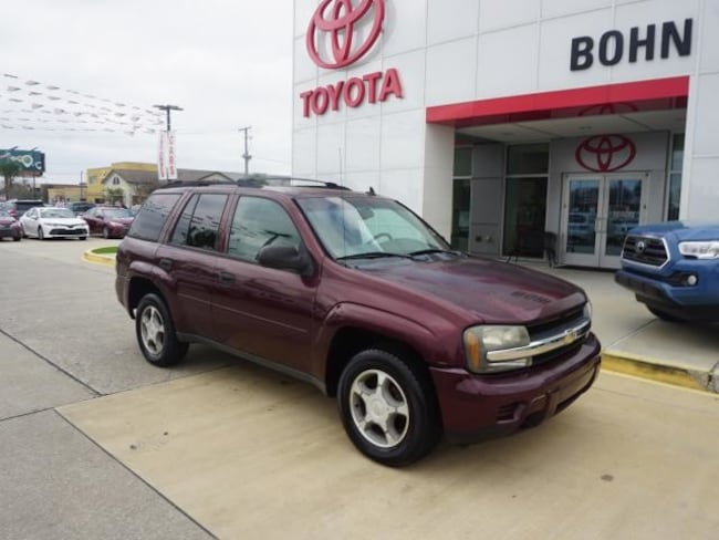 2006 Chevrolet Trailblazer LT SUV
