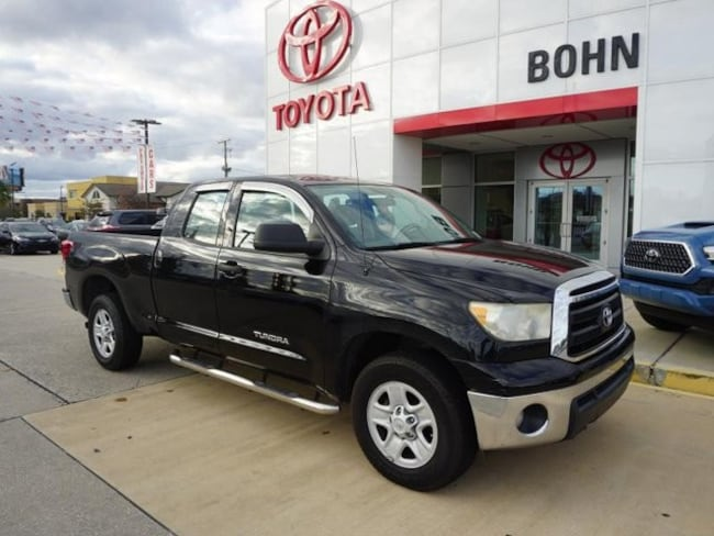 2010 Toyota Tundra 2WD Truck SR5 Truck Double Cab