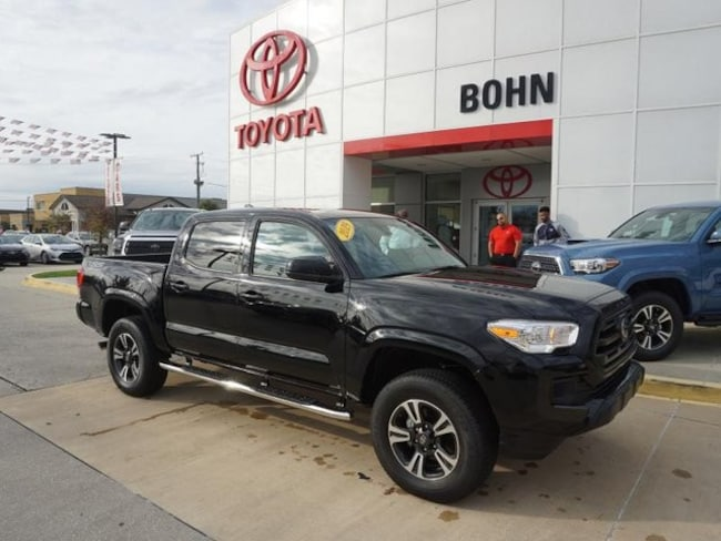 2019 Toyota Tacoma 2WD SR5 Truck Double Cab