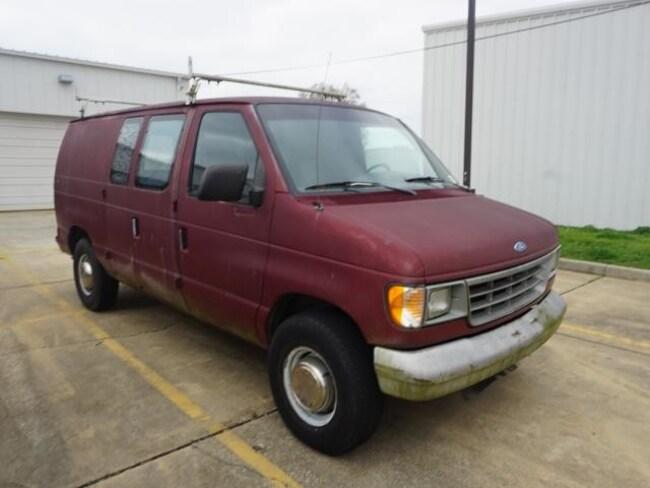 1992 Ford Econoline Cargo Van XL Van Cargo Van