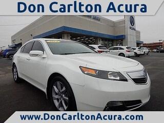 2014 Acura TL 3.5 w/Technology Package (A6) Sedan