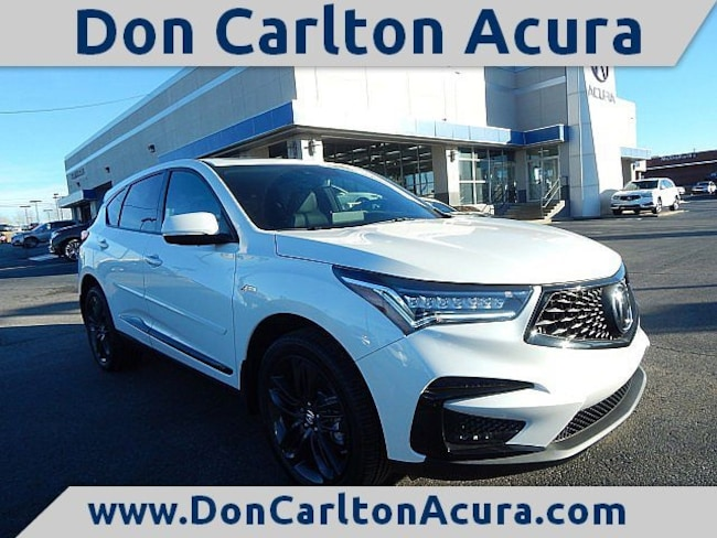 2021 Acura RDX SH-AWD with A-Spec Package SUV