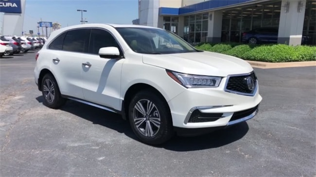 Acura Mdx For Sale >> New 2018 Acura Mdx For Sale At Don Carlton Acura Of Tulsa Vin