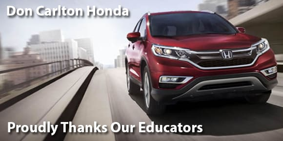 Great Honda Educator Discount
