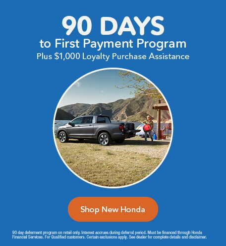90 Day Payment Deferrment