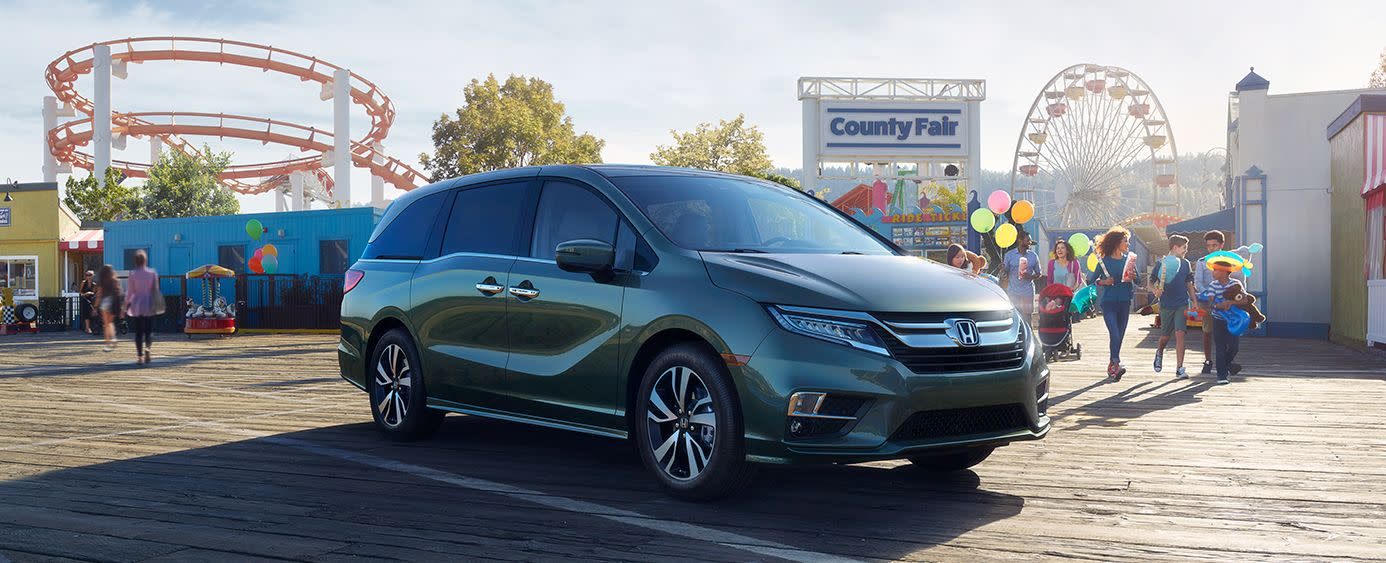 Honda Of Tulsa >> 2018 Honda Odyssey Tulsa Ok Don Carlton Honda